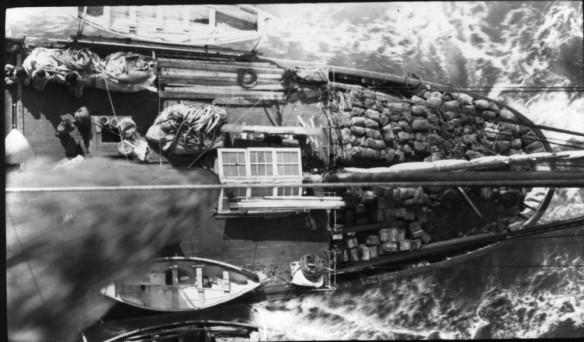 Roosevelt deck